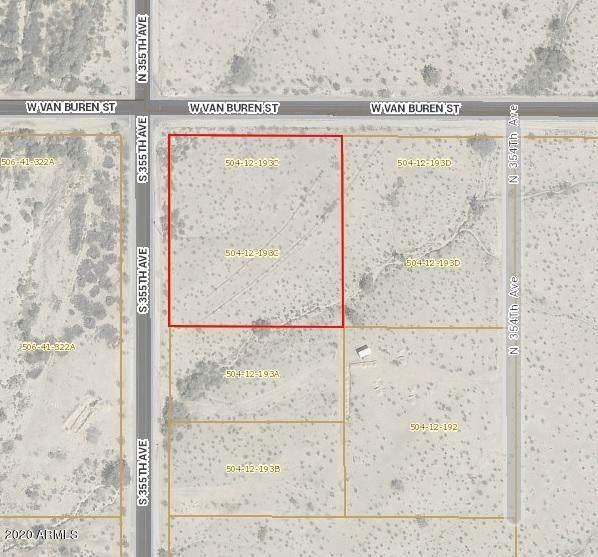 354XX W Van Buren Street, Tonopah, AZ 85354 (MLS #6027664) :: My Home Group