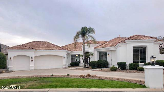 831 W San Marcos Drive, Chandler, AZ 85225 (MLS #6027732) :: Openshaw Real Estate Group in partnership with The Jesse Herfel Real Estate Group