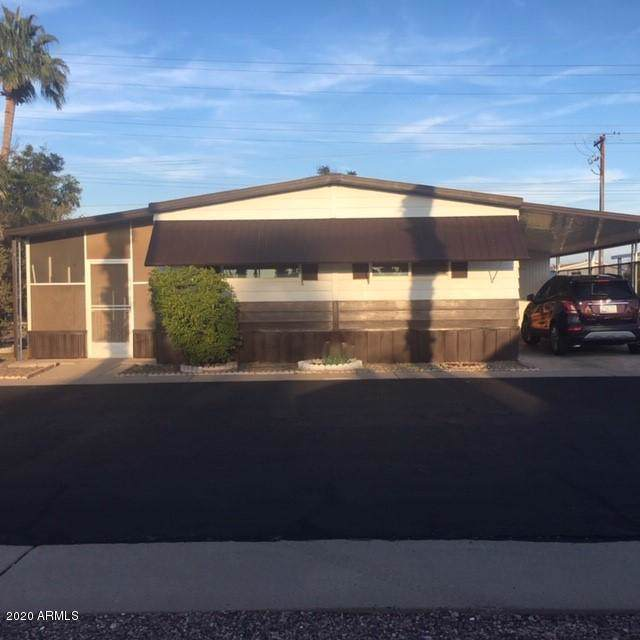 305 S Val Vista Drive S #370, Mesa, AZ 85204 (MLS #6027787) :: Riddle Realty Group - Keller Williams Arizona Realty