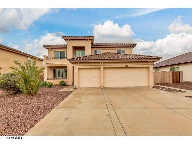21976 W Devin Drive, Buckeye, AZ 85326 (MLS #6027840) :: The Garcia Group
