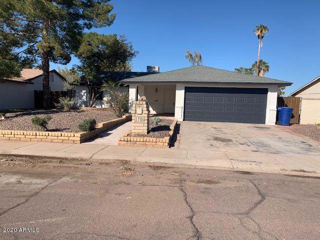 1706 W Colt Road, Chandler, AZ 85224 (MLS #6027842) :: Openshaw Real Estate Group in partnership with The Jesse Herfel Real Estate Group