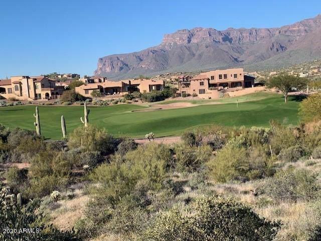 4630 S Avenida Corazon De Oro, Gold Canyon, AZ 85118 (MLS #6027889) :: Kepple Real Estate Group