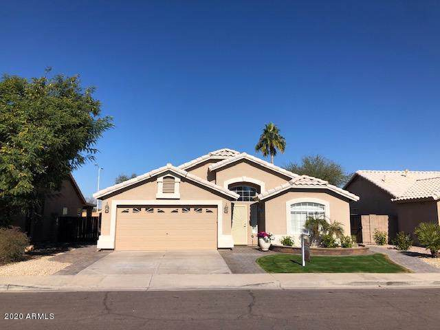 728 E Megan Street, Chandler, AZ 85225 (MLS #6027892) :: Openshaw Real Estate Group in partnership with The Jesse Herfel Real Estate Group