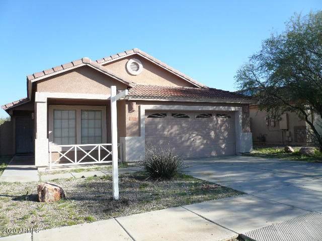 17428 W Rock Wren Court, Goodyear, AZ 85338 (MLS #6028019) :: RE/MAX Desert Showcase