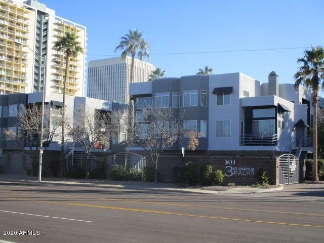 3633 N 3RD Avenue #2029, Phoenix, AZ 85013 (MLS #6028071) :: REMAX Professionals