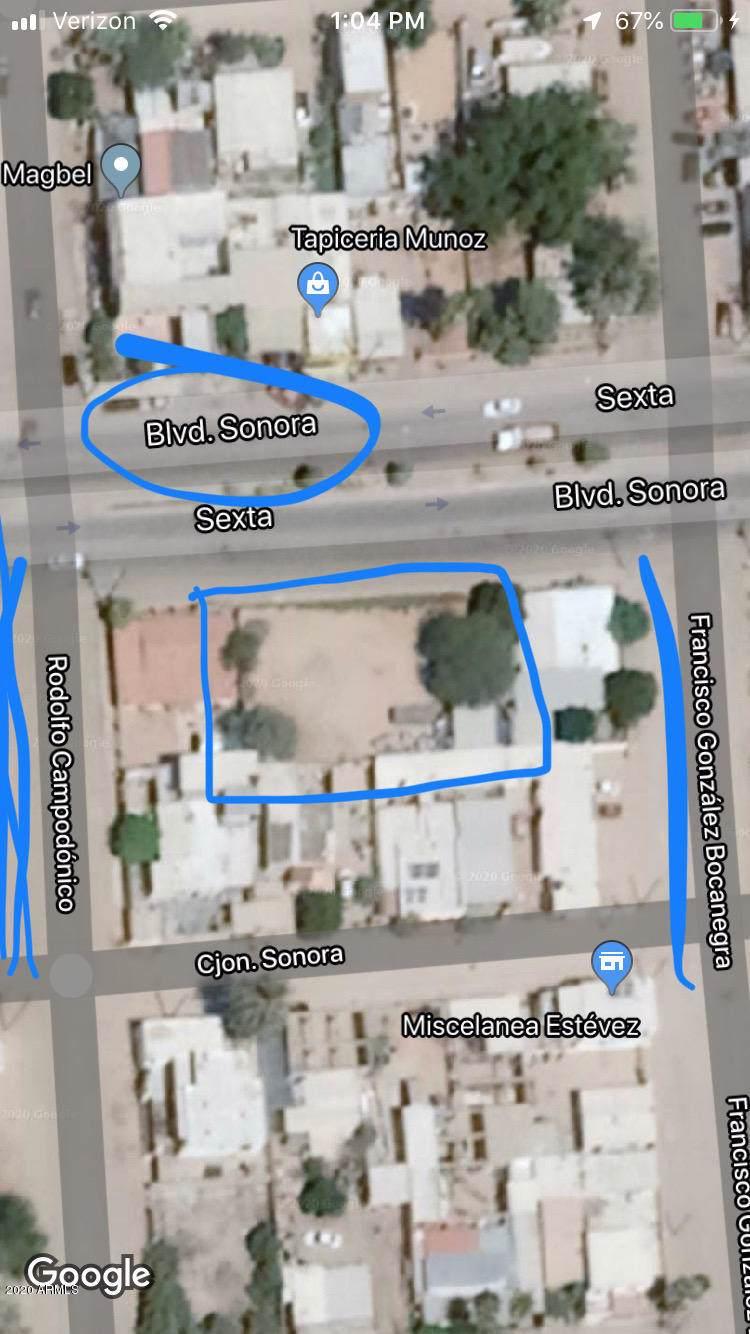 Lote 14 Bldv. Sonora / Ave. Gonzalez B Boulevard - Photo 1