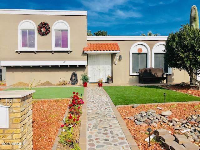 3216 W Evans Drive, Phoenix, AZ 85053 (MLS #6028500) :: Brett Tanner Home Selling Team