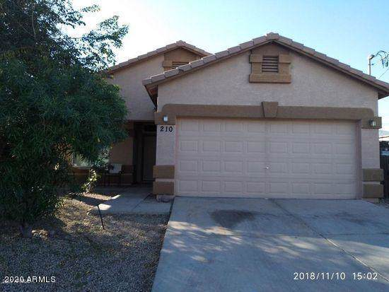 210 S 7TH Street, Avondale, AZ 85323 (MLS #6028585) :: The AZ Performance PLUS+ Team