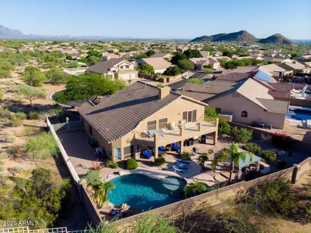 2558 N Cabot Circle, Mesa, AZ 85207 (MLS #6028721) :: The Helping Hands Team