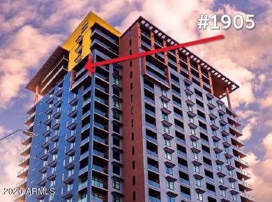 310 S 4TH Street #1905, Phoenix, AZ 85004 (MLS #6028971) :: Kortright Group - West USA Realty