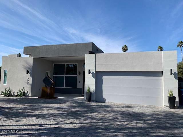 4202 N 36TH Street, Phoenix, AZ 85018 (MLS #6028989) :: Brett Tanner Home Selling Team
