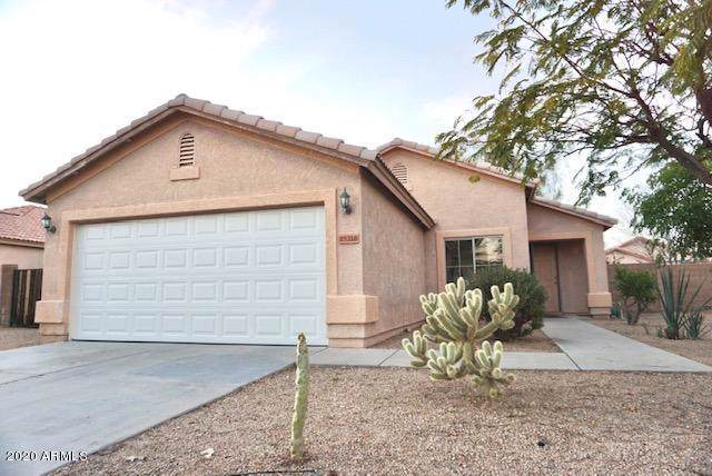 15218 W Evening Star Trail, Surprise, AZ 85374 (MLS #6029010) :: The Laughton Team