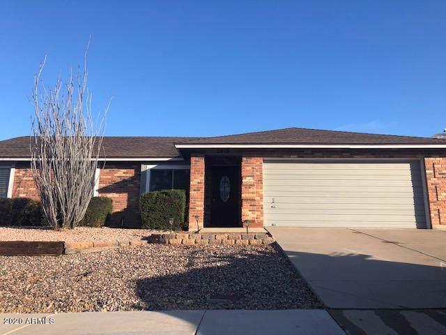 2410 E Calypso Avenue, Mesa, AZ 85204 (MLS #6029095) :: Selling AZ Homes Team