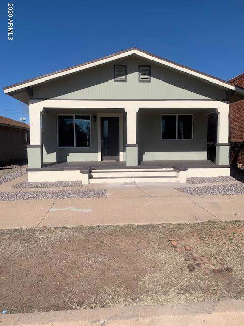 1054 E 13TH Street A, Douglas, AZ 85607 (MLS #6029166) :: The Daniel Montez Real Estate Group
