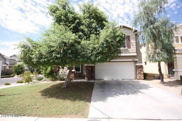 1366 S Longspur Lane, Gilbert, AZ 85296 (MLS #6029415) :: The Bill and Cindy Flowers Team