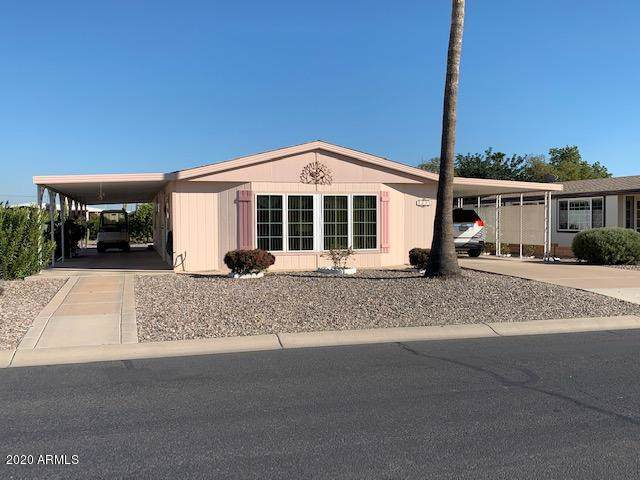 3611 N Florence Boulevard, Florence, AZ 85132 (MLS #6029460) :: The Bill and Cindy Flowers Team
