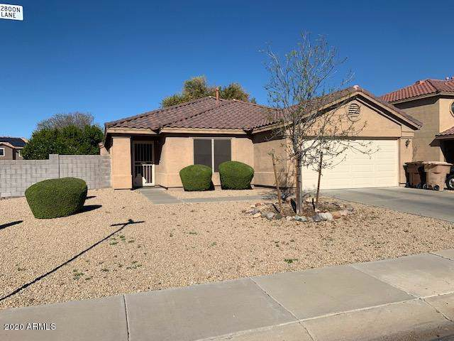 10642 W Daley Lane, Peoria, AZ 85383 (MLS #6029497) :: My Home Group