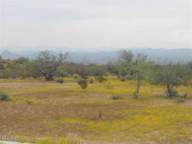 0 W Old Stagecoach Road, Wickenburg, AZ 85390 (MLS #6030847) :: Conway Real Estate
