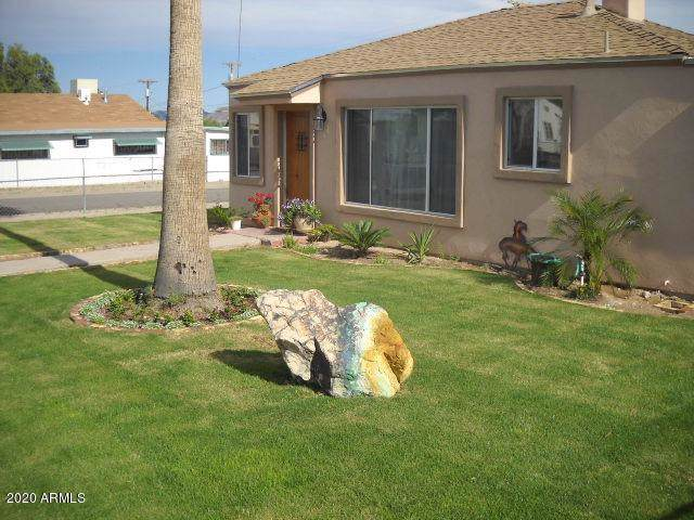 801 W Palo Verde Avenue, Ajo, AZ 85321 (MLS #6031073) :: Yost Realty Group at RE/MAX Casa Grande