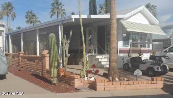 99 W Kiowa Circle, Apache Junction, AZ 85119 (MLS #6031689) :: neXGen Real Estate