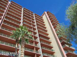 4750 N Central Avenue 5E, Phoenix, AZ 85012 (MLS #6031957) :: The W Group