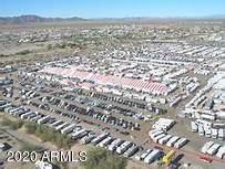 250 E Kuehn Street, Quartzsite, AZ 85346 (MLS #6032196) :: Riddle Realty Group - Keller Williams Arizona Realty