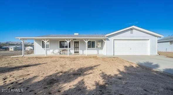 18556 S Joseph Hodge Road, Peeples Valley, AZ 86332 (MLS #6032472) :: Klaus Team Real Estate Solutions