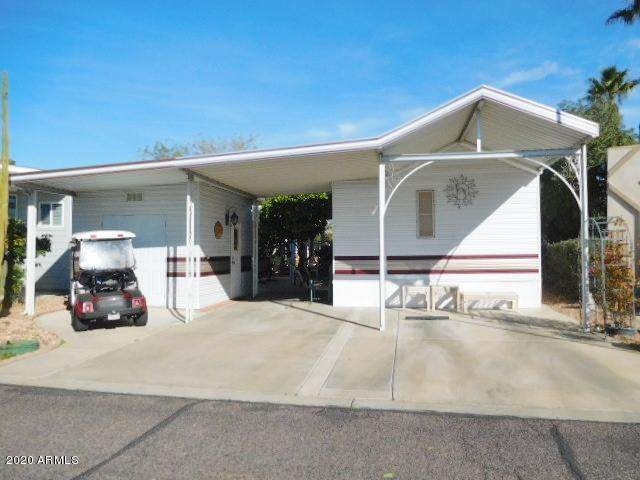 17200 W Bell Road #133, Surprise, AZ 85374 (MLS #6033518) :: The Garcia Group