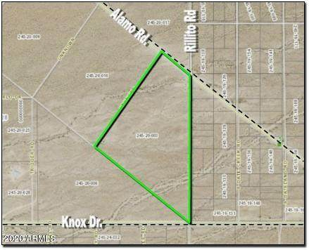 3026 S Alamo Road, Yucca, AZ 86438 (MLS #6033604) :: neXGen Real Estate