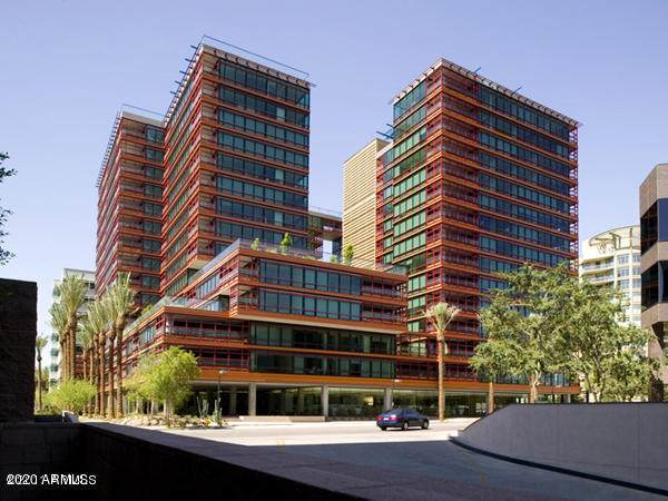 4808 N 24TH Street #804, Phoenix, AZ 85016 (MLS #6033619) :: The W Group