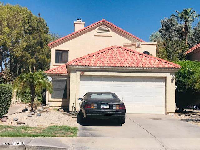 1430 E Commerce Avenue, Gilbert, AZ 85234 (MLS #6034217) :: Openshaw Real Estate Group in partnership with The Jesse Herfel Real Estate Group