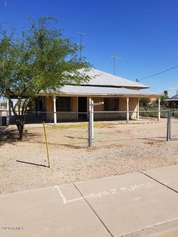 140 E Ruggles Street, Florence, AZ 85132 (MLS #6034253) :: Kortright Group - West USA Realty