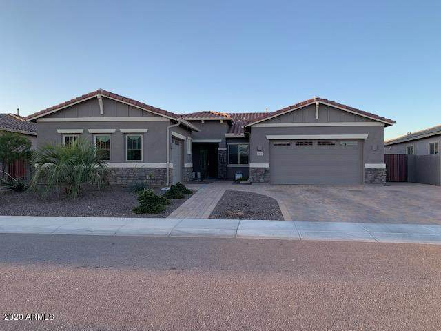 3545 E Desert Broom Drive, Chandler, AZ 85286 (MLS #6034594) :: Riddle Realty Group - Keller Williams Arizona Realty