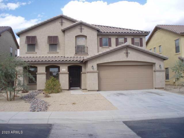 45824 W Starlight Drive, Maricopa, AZ 85139 (MLS #6034796) :: Brett Tanner Home Selling Team