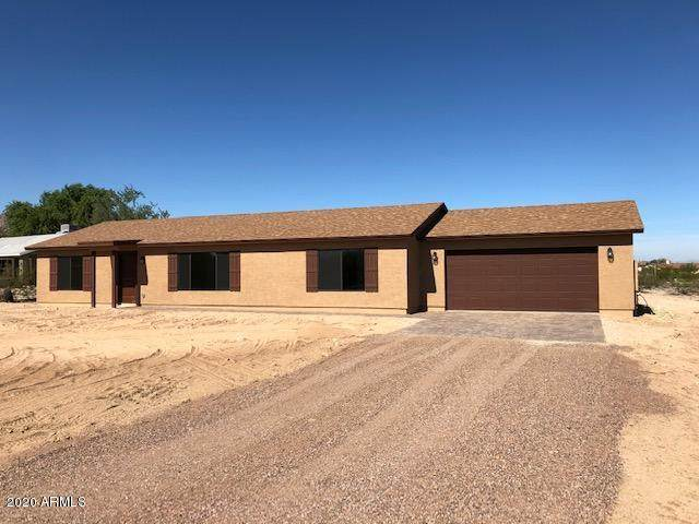 31823 W Grant Street, Buckeye, AZ 85326 (MLS #6034847) :: Riddle Realty Group - Keller Williams Arizona Realty