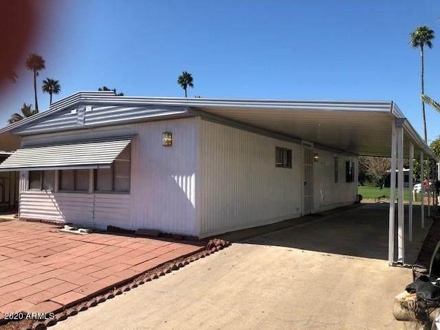 618 N 68TH Avenue #74, Phoenix, AZ 85043 (MLS #6035037) :: Lux Home Group at  Keller Williams Realty Phoenix