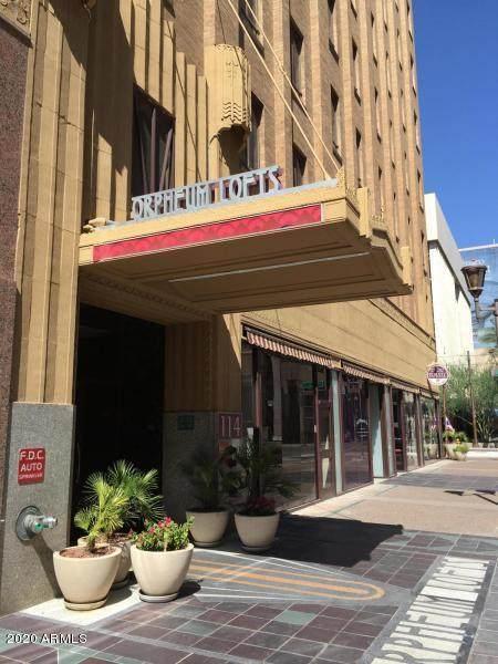 114 W Adams Street #702, Phoenix, AZ 85003 (MLS #6035269) :: The W Group