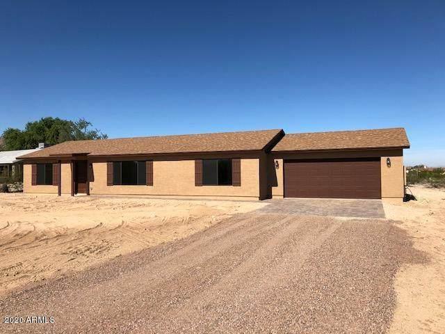 8794 S 142nd Drive, Goodyear, AZ 85338 (MLS #6036017) :: Brett Tanner Home Selling Team