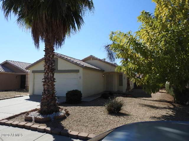 16546 N 158TH Avenue, Surprise, AZ 85374 (MLS #6036323) :: The Laughton Team