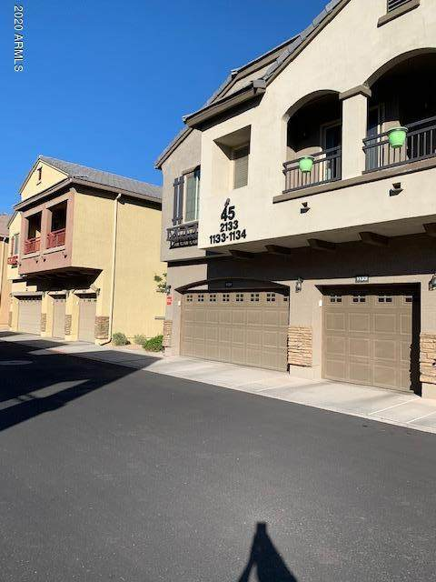 2150 W Alameda Road #1134, Phoenix, AZ 85085 (MLS #6036893) :: Riddle Realty Group - Keller Williams Arizona Realty