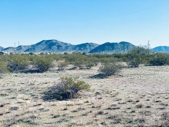 0 N Table Top Road, Maricopa, AZ 85139 (MLS #6036929) :: Conway Real Estate