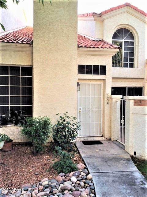 1717 E Union Hills Drive #1038, Phoenix, AZ 85024 (MLS #6037587) :: My Home Group