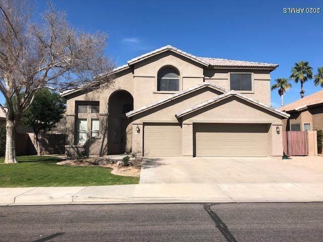 10452 E Florian Avenue, Mesa, AZ 85208 (MLS #6037901) :: Riddle Realty Group - Keller Williams Arizona Realty