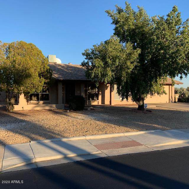 8821 N 104TH Avenue, Peoria, AZ 85345 (MLS #6038174) :: Conway Real Estate