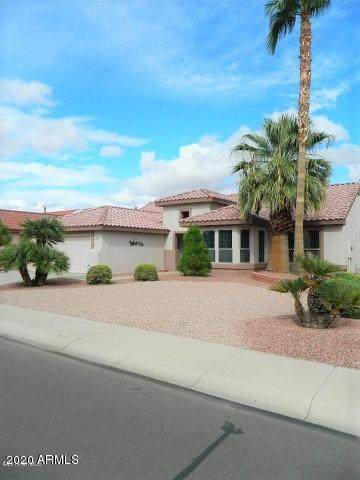 20049 N Siesta Rock Drive, Surprise, AZ 85374 (MLS #6038350) :: Brett Tanner Home Selling Team