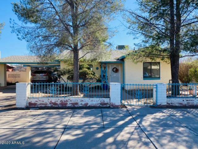 1029 E 6TH Street, Douglas, AZ 85607 (MLS #6038357) :: The Daniel Montez Real Estate Group