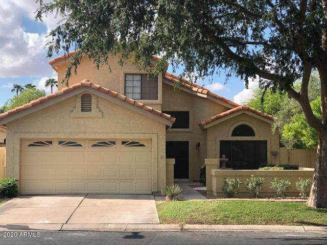 5 E Greentree Drive, Tempe, AZ 85284 (MLS #6038552) :: The Kenny Klaus Team