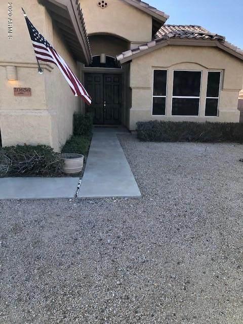 20656 N 41st Avenue, Glendale, AZ 85308 (MLS #6038569) :: Revelation Real Estate