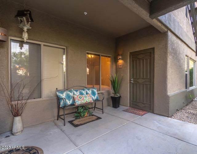 16734 E La Montana Drive #102, Fountain Hills, AZ 85268 (MLS #6038639) :: Arizona Home Group