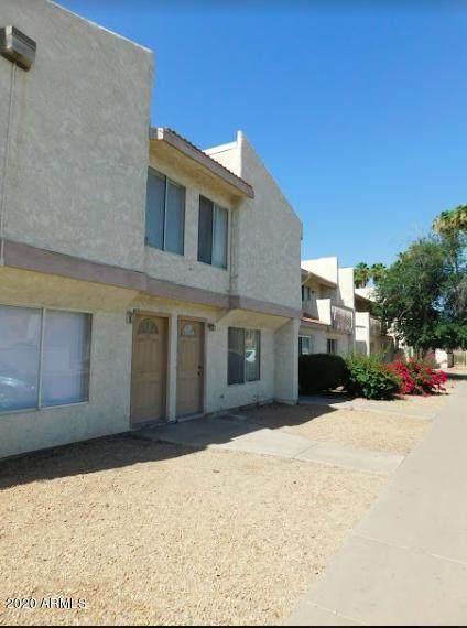 3840 N 43RD Avenue #8, Phoenix, AZ 85031 (MLS #6038781) :: Lifestyle Partners Team